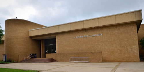 Photo of J. Ardis Bell Library
